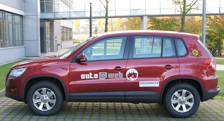 VW Tiguan auto@web