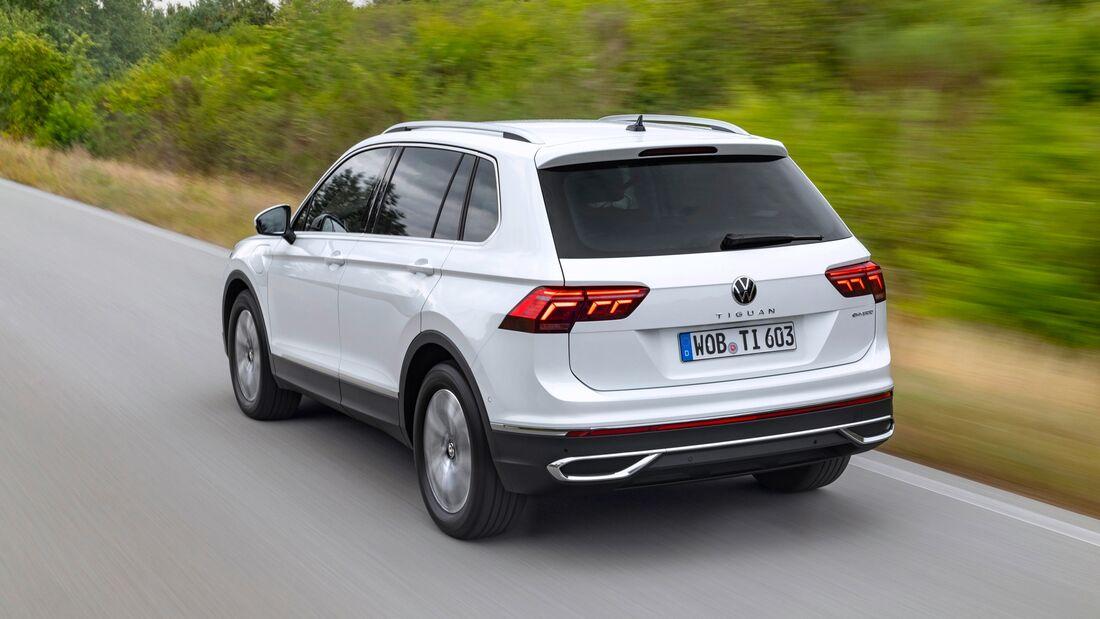 VW Tiguan eHybrid Fahrbericht