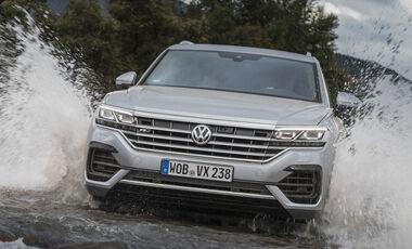 VW Touareg (2018) Offroad-Test Experience Marokko