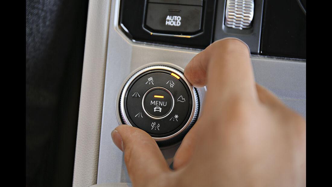 VW Touareg 3.0 TDI V6, Interieur