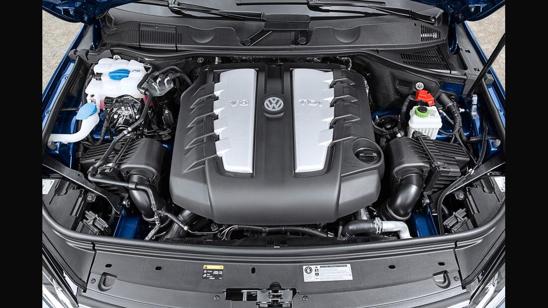 VW Touareg 3.0 V6 TDI SCR BMT, Motor