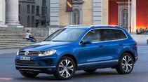 VW Touareg 3.0 V6 TDI SCR BMT, Seitenansicht