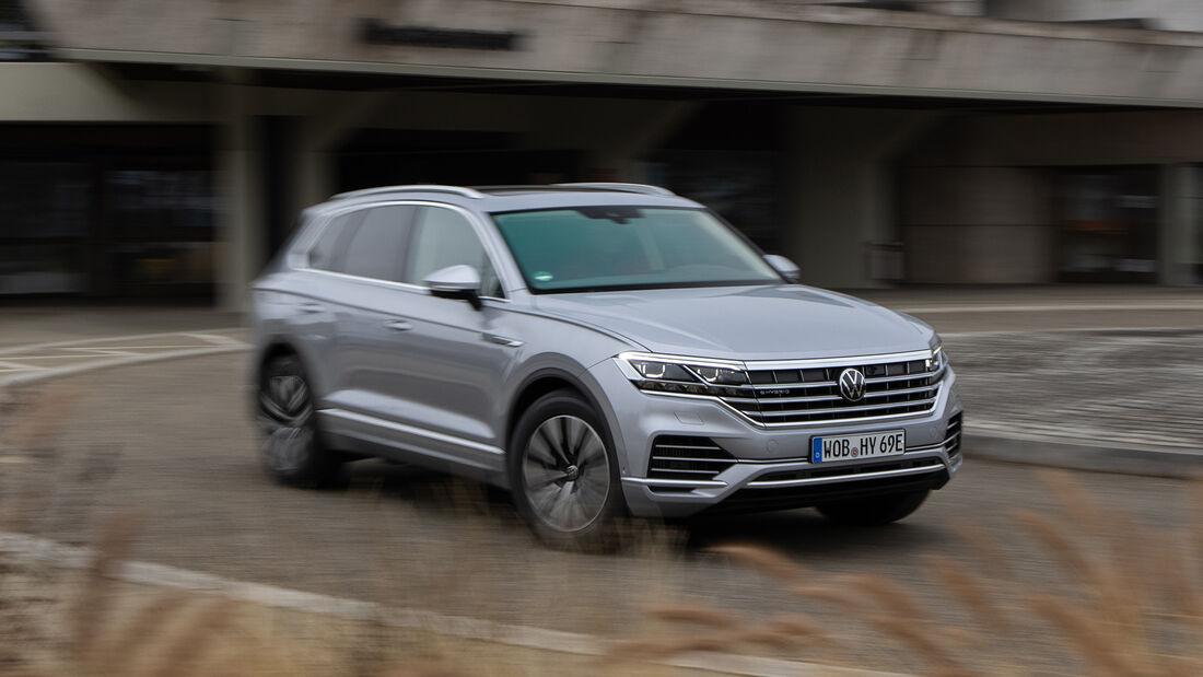 VW Touareg 3.0 V6 eHybrid, Exterieur