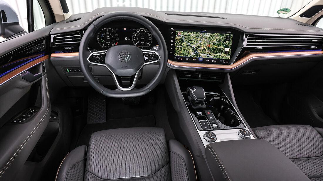 VW Touareg 3.0 V6 eHybrid, Interieur