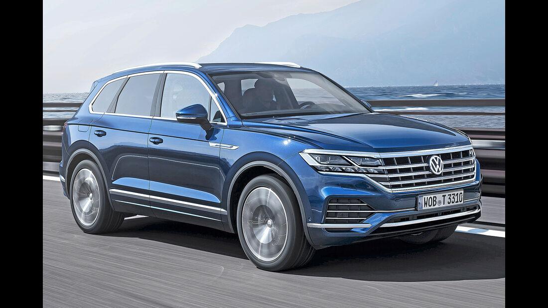 VW Touareg, Best Cars 2020, Kategorie K Große SUV/Geländewagen