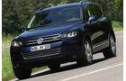 VW Touareg Hybrid Front