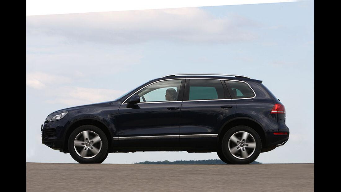 VW Touareg Hybrid Seite
