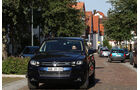 VW Touareg Hybrid Stadtverkehr