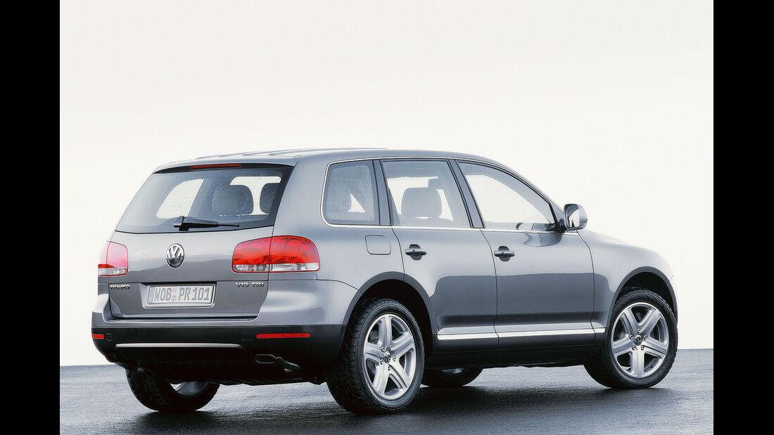 VW Touareg Modelljahr 2002