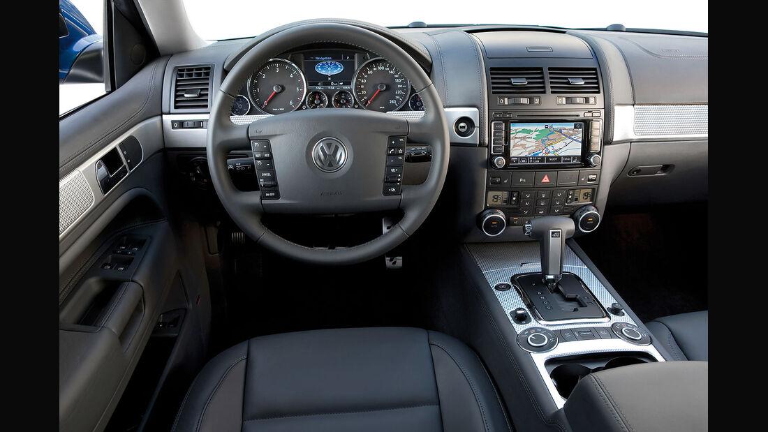 VW Touareg R50, Modelljahr 2007