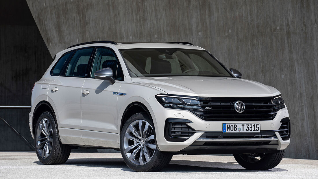 VW Touareg Sondermodell One Million
