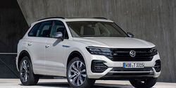 VW Touareg Sondermodell One Million