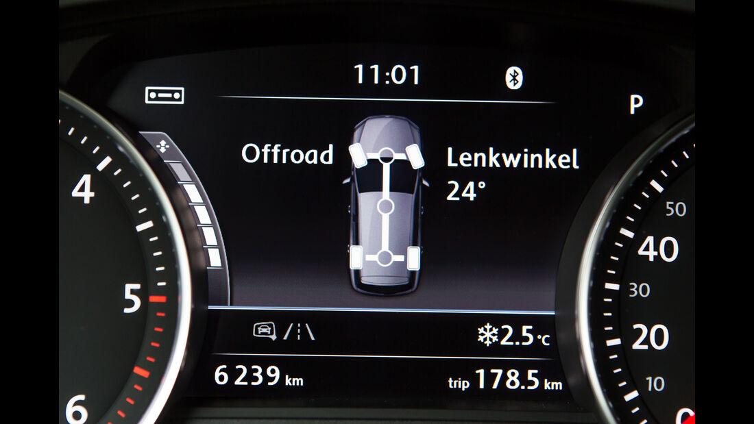 VW Touareg V6 TDI 4Motion, Infotainment