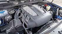 VW Touareg V6 TDI BMT SGR, Motor