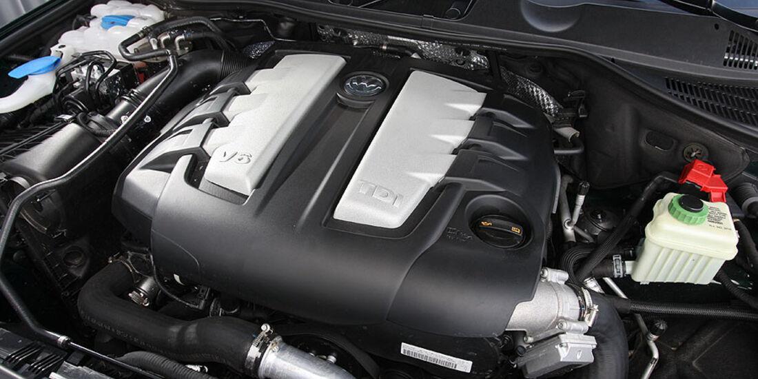 VW Touareg V6 TDI Motor