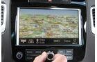 VW Touareg V6 TDI, Navigationssystem