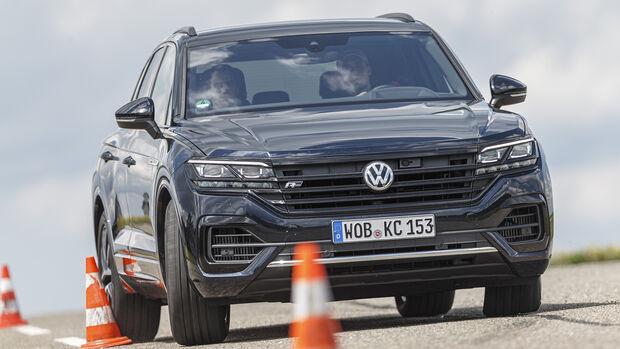 VW Touareg V6 TSI 4Motion, Exterieur