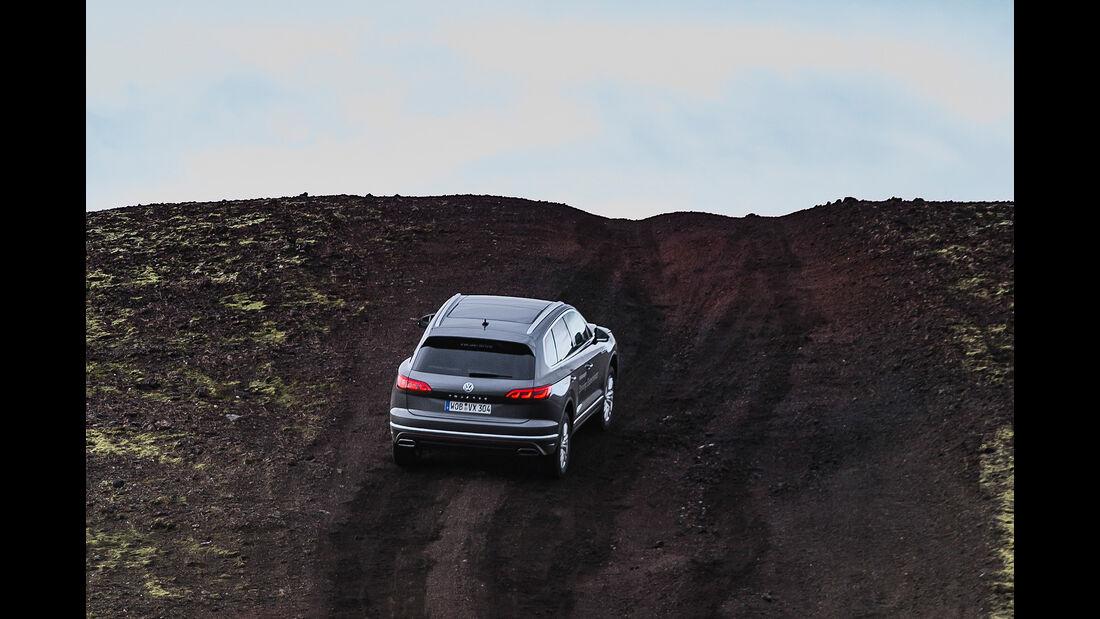 VW Touareg V8 TDI 2019