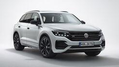 VW Touareg V8 TDI Last Edition