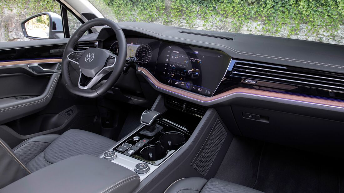 VW Touareg eHybrid