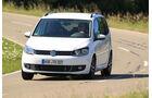 VW Touran 1.4 TSI Ecofuel, Frontansicht
