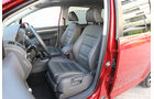VW Touran 1.4 TSI, Fahrersitz, Innenraum