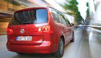VW Touran 1.4 TSI Heck