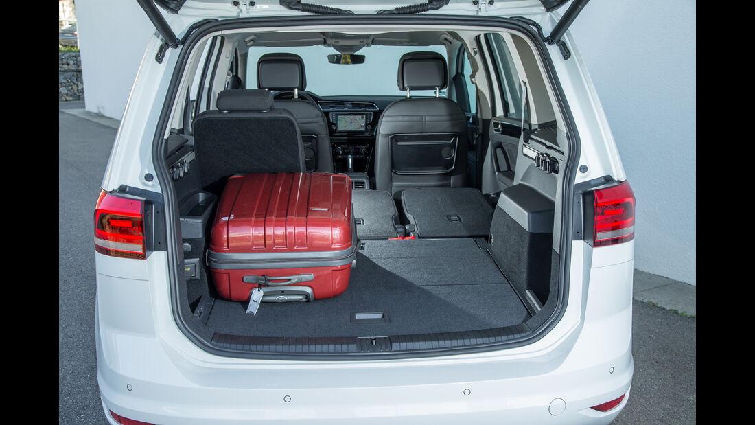 VW Touran 1.4 TSI, Kofferraum