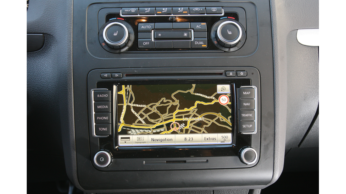 VW Touran 1.4 TSI Navi