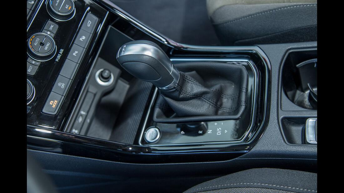 VW Touran 1.4 TSI, Schalthebel