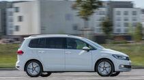 VW Touran 1.4 TSI, Seitenansicht