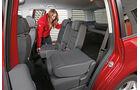 VW Touran 1.6 TDI BMT, Fondsitze