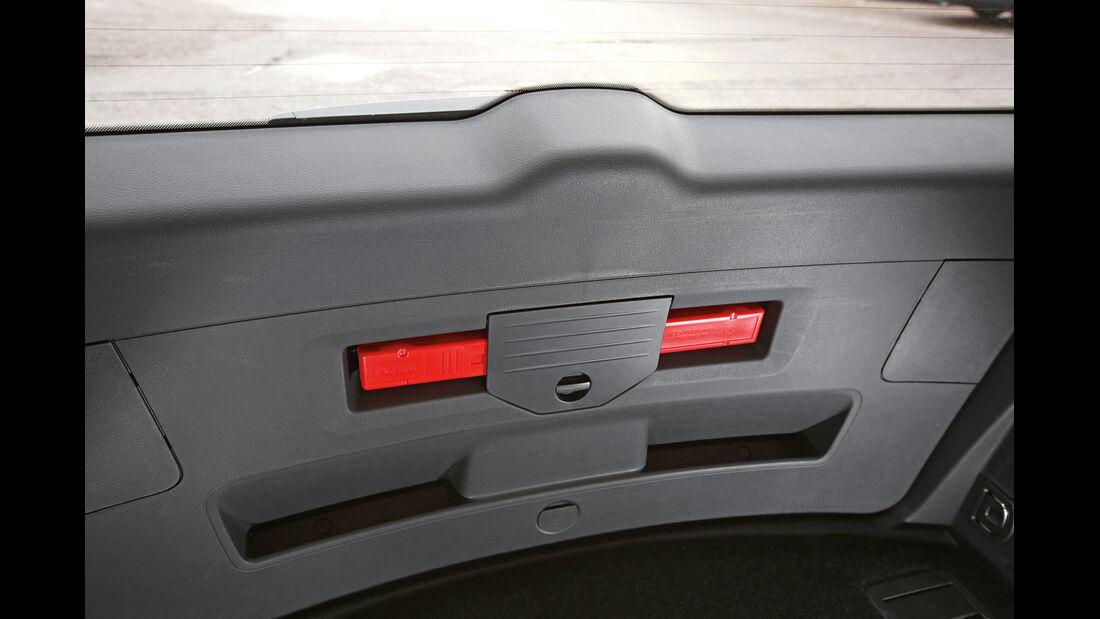 VW Touran 1.6 TDI BMT, Kofferraum