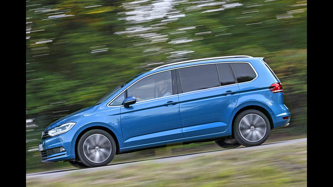 VW Touran 2.0 TDI, Exterieur