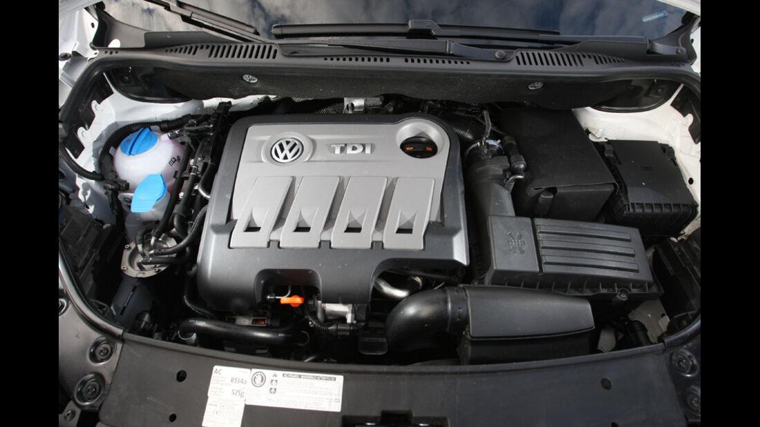 VW Touran 2.0 TDI Highline, Motor