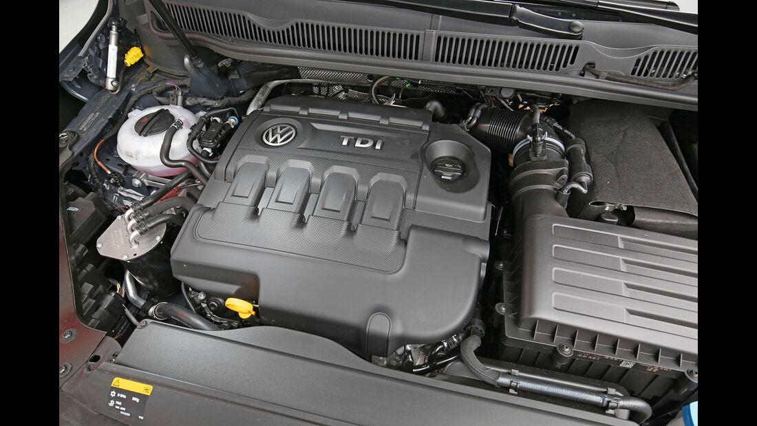 VW Touran 2.0 TDI SCR, Motor