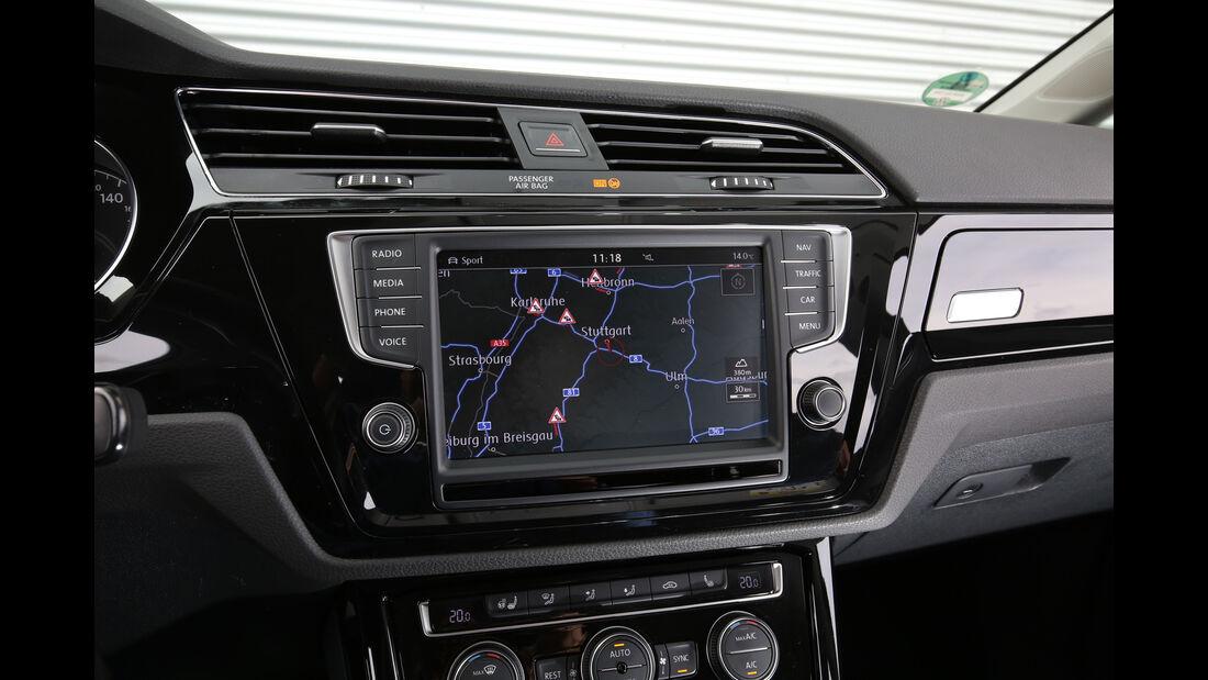 VW Touran 2.0 TDI SCR, Navi