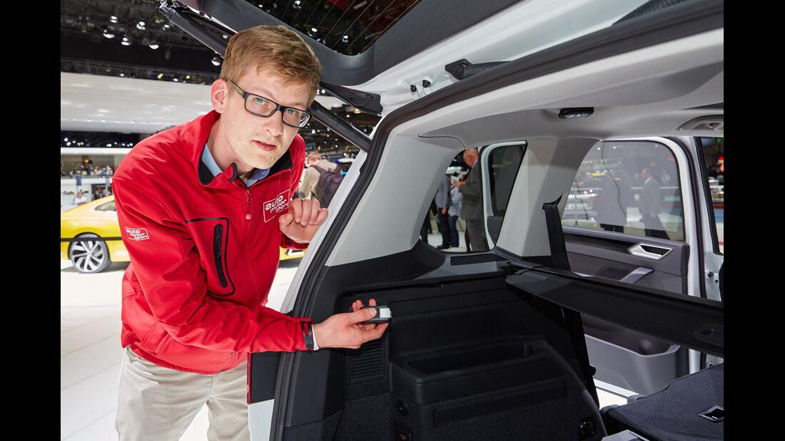 VW Touran 2015