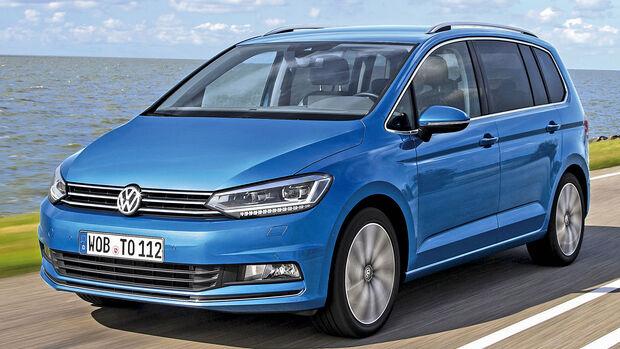 VW Touran, Best Cars 2020, Kategorie L Vans