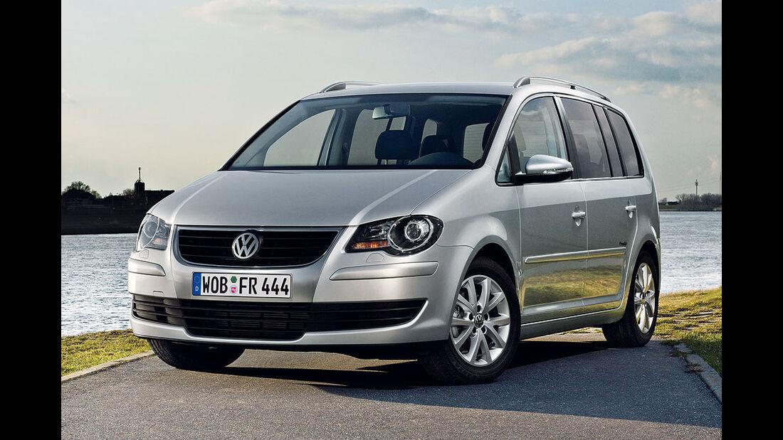 VW Touran Freestyle