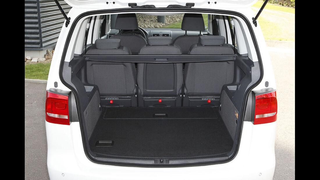 VW Touran Kofferraum