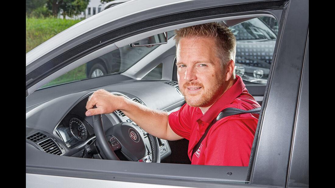 VW Touran, Seitenfenster