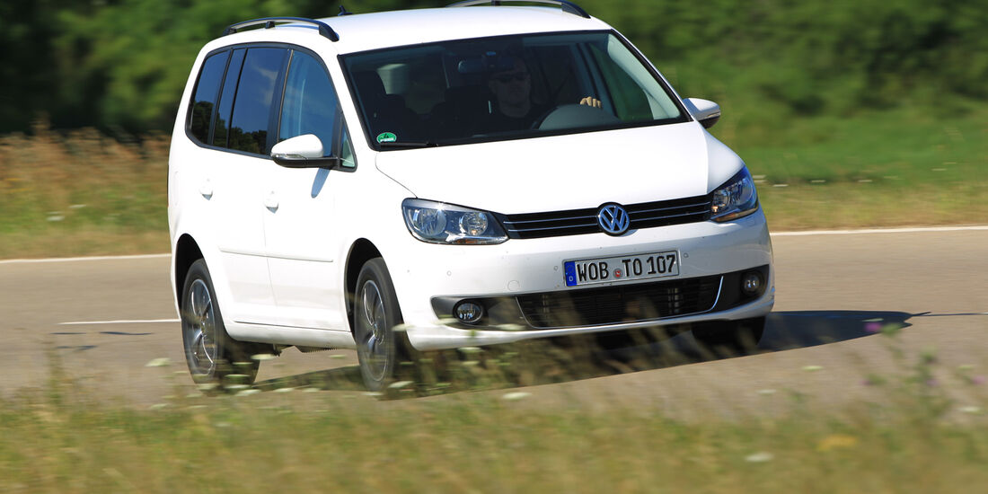 VW Touran, asv2014