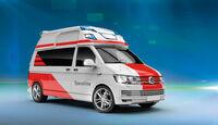 VW Transporter Krankenwagen