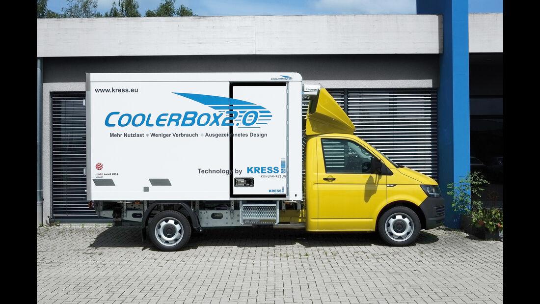 VW Transporter Kühlwagen