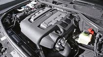 VW Tuareg V6 TDI, Motor