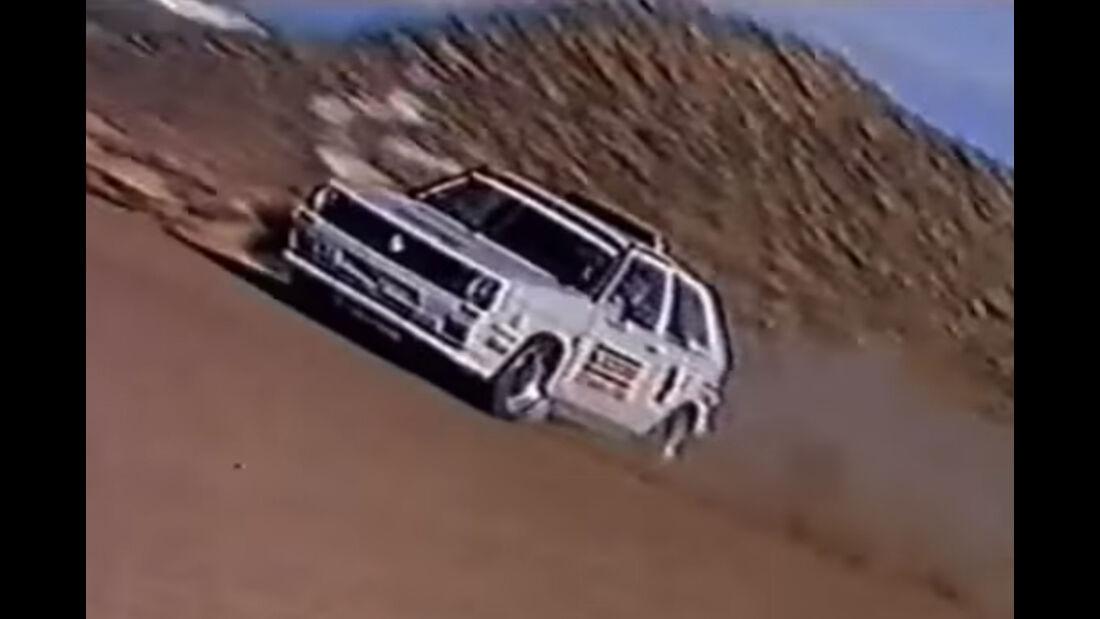 VW Twin-Golf Pikes Peak