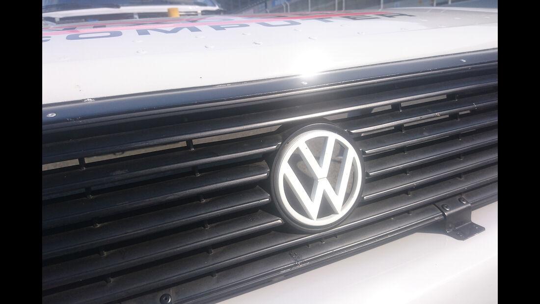 VW Twin-Golf Pikes-Peak