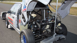 VW Twin-Golf Pikes-Peak