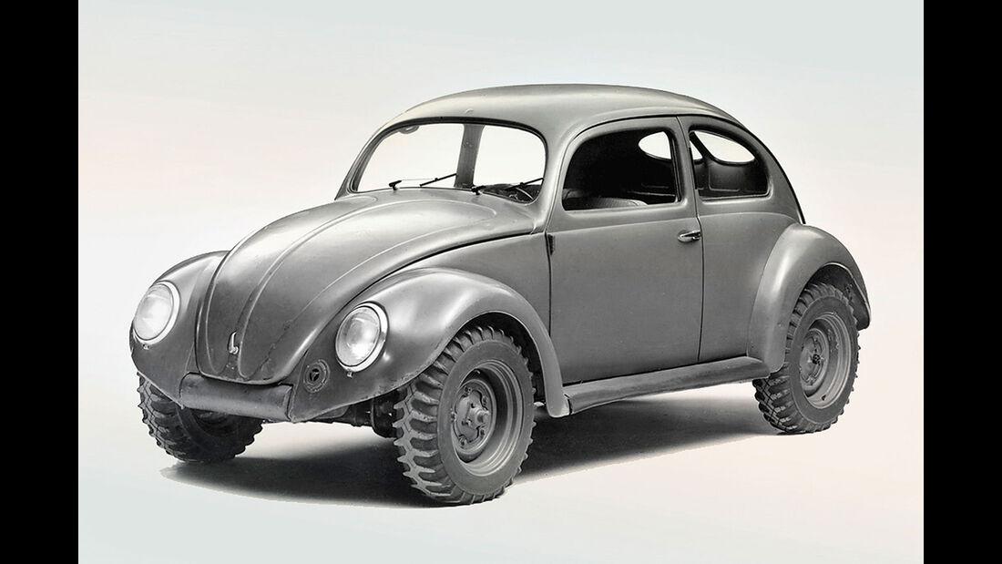 VW Typ 1 Kommandeurswagen